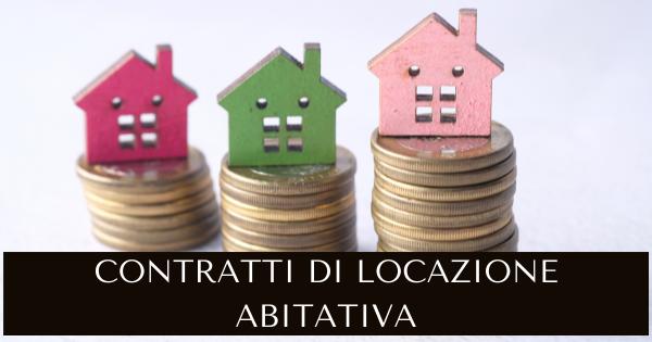 La tipologia dei contratti di locazione abitativa